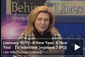 A New Year – A New Your! (Clip 2 of 2) (TV Show – Behind the Lines with Diane Dayton / Joe Sharp)
