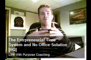 The Entrepreneurial Time System and No Office Solution – Introduction of Concepts / Event Promotion