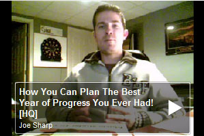 How You Can Plan the Best Year of Progress You Ever Had! (Jan. 7, 2010)