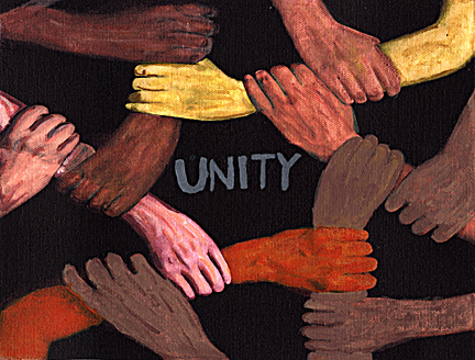 team and world unity - unity of the body of christ