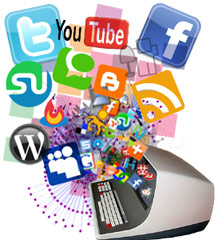 small business social media marketing, small business internet marketing