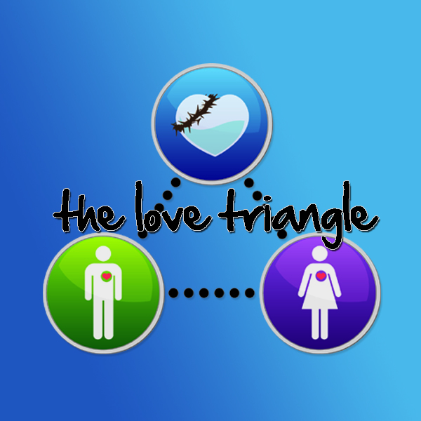 The Love Triangle, God Centered Marriage and Relationships