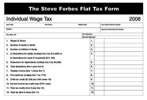 flat-tax-form